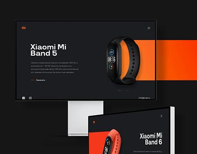 Watch/redesign of xiaomi