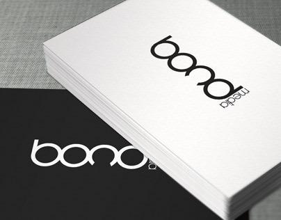 Bond Media branding