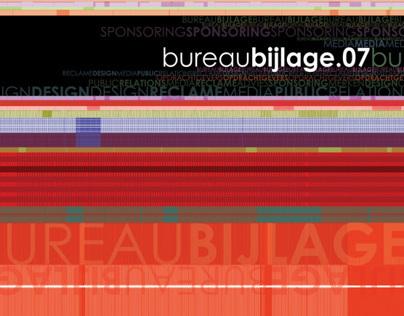 Adformatie Bureaubijlage