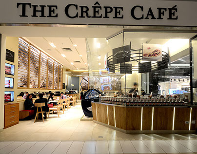 The Crepe Cafe Costanera Center