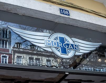 Eventos : Inauguração Stand Morgan