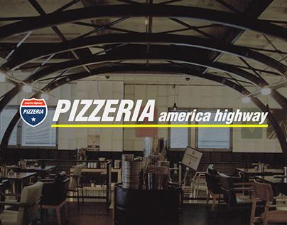 PIZZERIA america highway