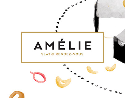 Amélie - Visual identity