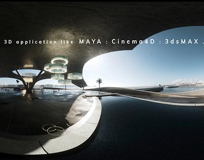 360° Virtual Environments