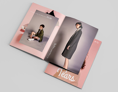 A Fashion Friend - Editorial Design Vol III