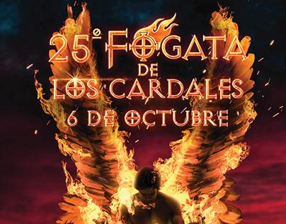 Poster Design   25° Fogata de Los Cardales