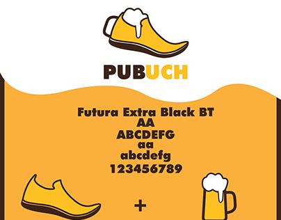 Hayali Pub Logo Çalışması