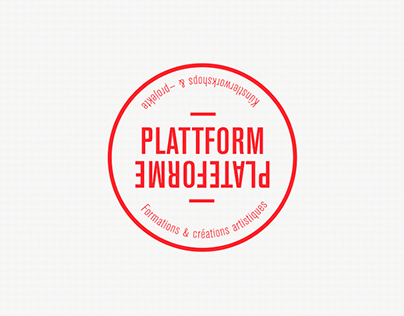 Plateforme | Plattform