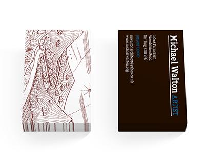 Business Card (Artist)