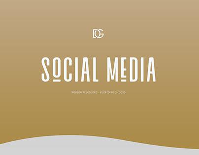 Social Media - Robson Peluquero - Puerto Rico (1/2)