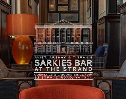 The Strand / Sarkies Bar