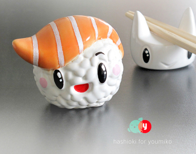 HASHIOKI for Youmiko Sushi Cracow
