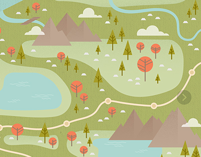 Interactive Journey Map