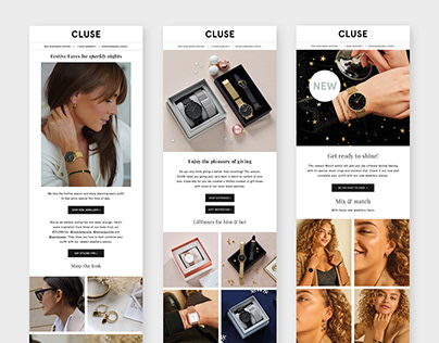 Newsletters for Cluse
