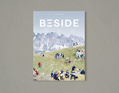 BESIDE - Issue 08