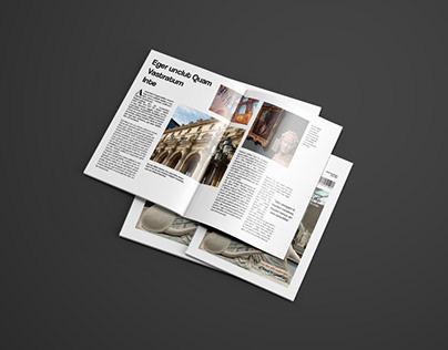 Art Magazine Pages