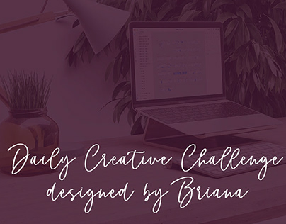 Daily Creative Challenge - Adobe XD