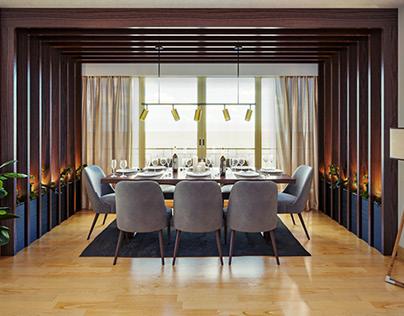 Interior Design T Apartment