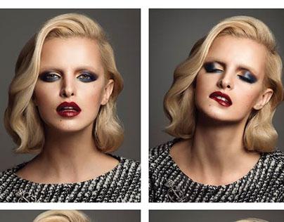 Grazia magazine, beauty issue