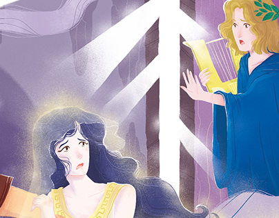 Myths and Legends/ Orfeo & Euridice / Mulan