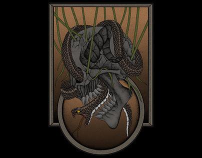 Venomous Serpentine (For Sale)