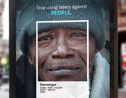 SK1N DEEP - Racism Campaign