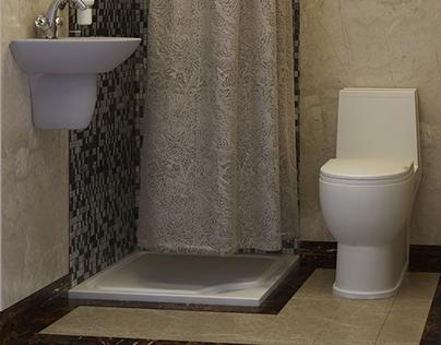 Andalusia - Bathroom renovation