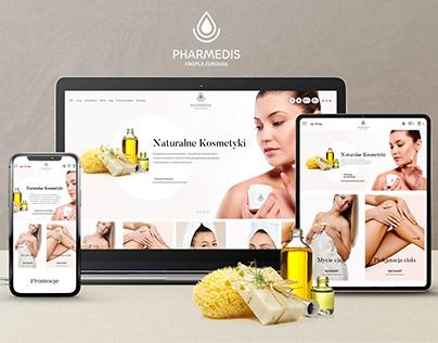 Projekt sklepu internetowego kroplazdrowia.com.pl