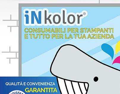 iNkolor - Supporti promozionali