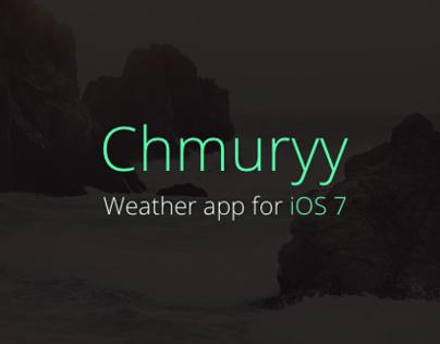 Chmuryy app