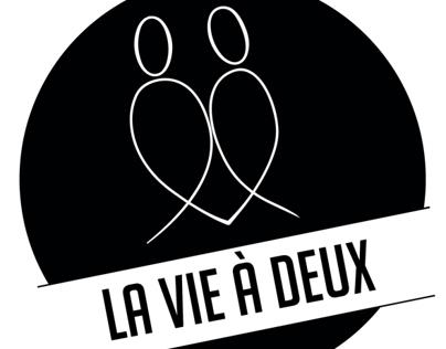 Logo : La vie à deux