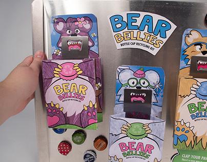 Packaging: Bear Bellies