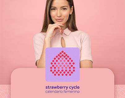 Strawberry Cycle: Calendario Femenino