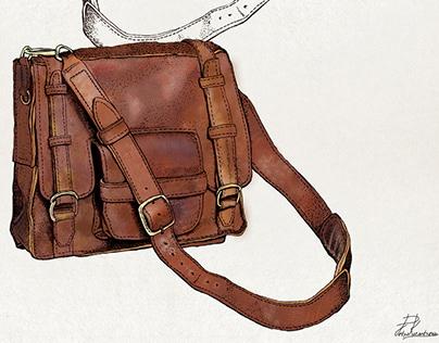Fashion & Accessories Illustration
