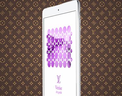 Louis Vuitton - Digital city guide
