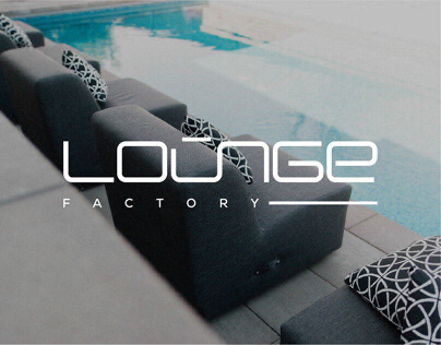 Lounge Factory — Rebranding