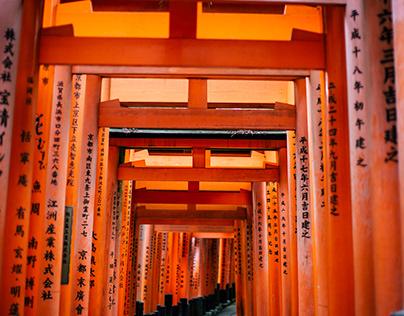 Fushimi Inari-Taisha (Kyoto Japan)