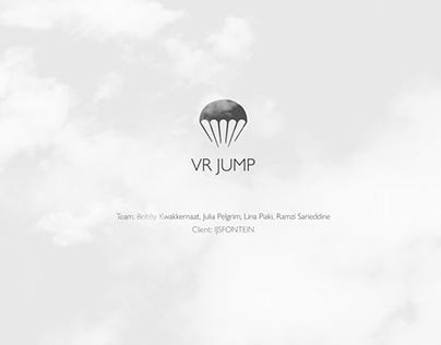 VR Parachute   UX Design