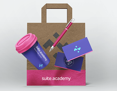 Suite Academy - Brand
