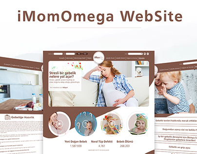 Imom Omega Website Food Supplement for Pregnants