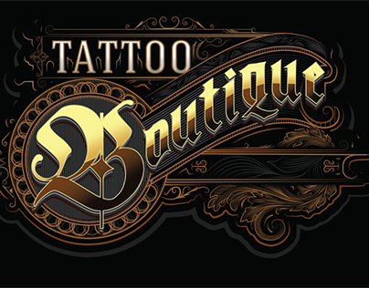 Tattoo boutique
