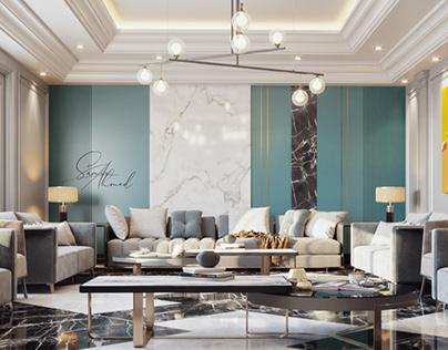 Luxury Modern Majlis