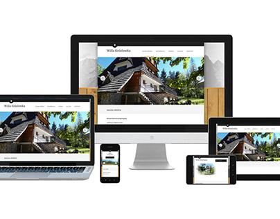 Strona internetowa - CMS