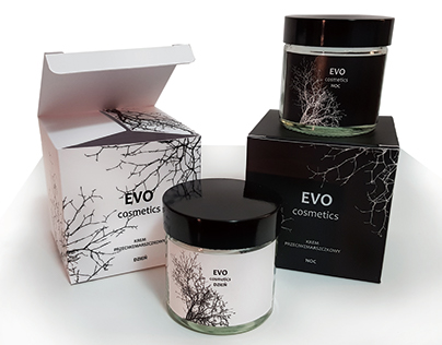 Packaging for anti-wrinkle cream_