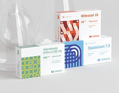 Stella Pharm - Packaging
