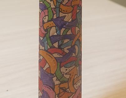 Arrows tube