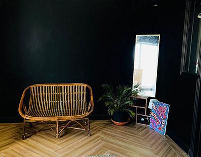 Black Room - Eclectic Design
