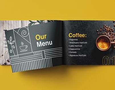 Coffee shop Company Profile