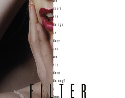 FILTER // Editorial Project