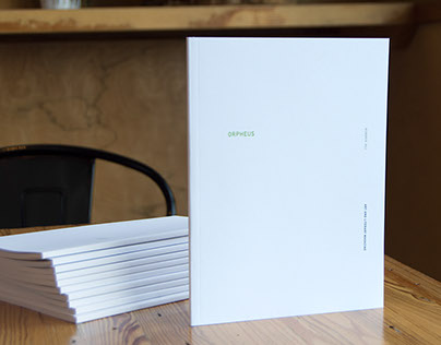 Orpheus Art & Literary Magazine
